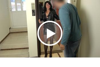 Alexandra-Wett: Mein letztes Video! Lederschlampe sagt Tschüß!