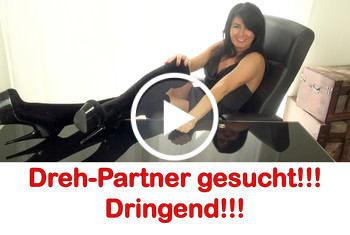 Alexandra-Wett: Dicke Abspritz-Schwänze zum Drehen gesucht! Melde Dich!