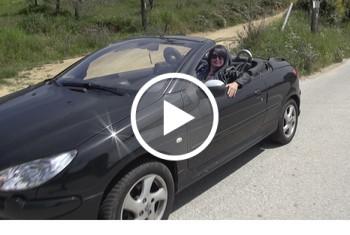 Alexandra-Wett: PUBLIK EXTREM! ! Sperma reiche Spritztour im Cabriolet
