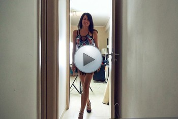 Alexandra-Wett: Perverse Doppel-Besamung von Hotelnachbar