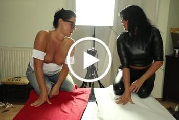 Alexandra-Wett: Hemmungslose Spermaschlachten mit der geilen Stiefschwester