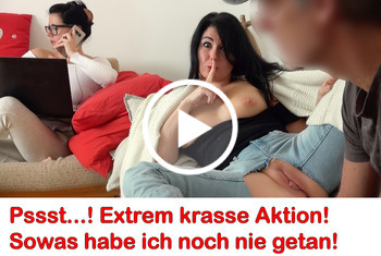 Alexandra-Wett: Pssst...! Extrem krasse Aktion! Sowas habe ich noch nie getan!