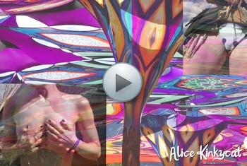 AliceKinkycat: Swiss SHANKRA Festival
