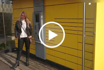 AnnabelMassina: Fuckstation wird zur Fickstation bis zur Spermafresse