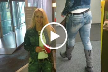 AnnabelMassina: Arschrettung dafür darfst du mich ficken