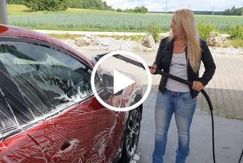 AnnabelMassina: Spritziges XXL Fickspektakel Abgeschleppt und Abgefickt