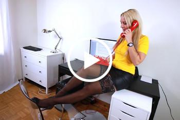 AnnabelMassina: Freifick fürn Chef, After Work Fuck Kollegen sind auf Zack