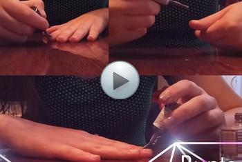 CandiLove: Bunte Fingernägel