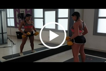 ChristyLey: Spritziges Workout Training