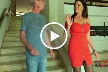 Dacada: Nass und Geil bei Hotelführung