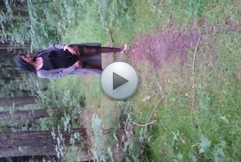 DarkCarmen: Überraschung am Waldweg
