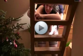 DeinTraum: Auch Weihnachten muss gefickt werden