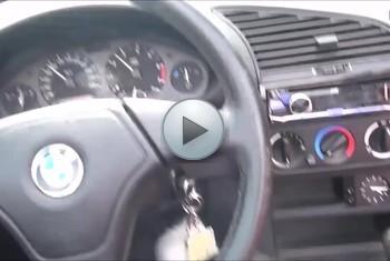 DonJohnXXX: Blowjob im fahrenden cabrio auf autobahn
