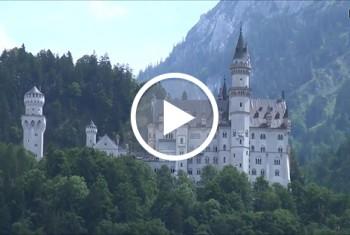 DonJohnXXX: Skandal am Schloss Neuschwanstein - Russisches Teenie Touri Girl