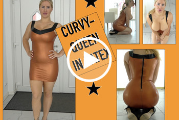 Fitness_Maus: CURVY-QUEEN in LATEX