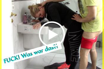 Fitness_Maus: FUCK! Was war das?!