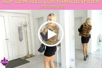 Fitness_Maus: AUF DEM WEG ZUR FAMILIENFEIER - und dann das...