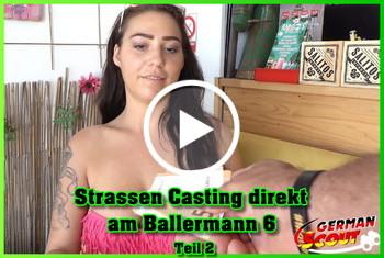 German-Scout: Strassen Casting direkt am Ballermann 6 Teil 2
