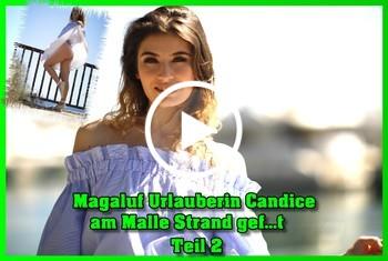 German-Scout: Magaluf Urlauberin Candice am Malle Strand gefickt Teil 2