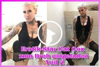 German-Scout: Porno-Star Cat Cox zum Dreh eingeladen Teil 2