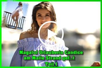 German-Scout: Magaluf Urlauberin Candice am Malle Strand gefickt Teil 1