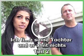 German-Scout: Ich ficke seine Tochter und er ahnt nichts Teil 2