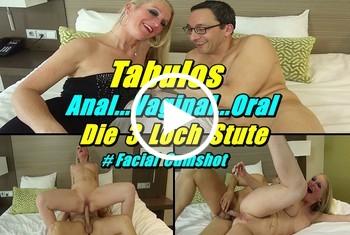 KacyKisha: Tabulos - Anal..Vaginal..Oral - Die 3 Loch Stute