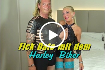KacyKisha: Fick Date mit dem Harley Biker