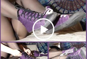 LaMoon: Heiße Sneakers