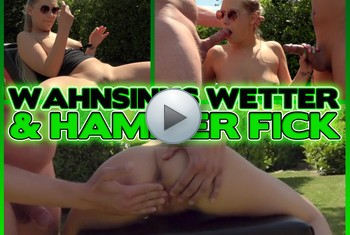 LenaNitro: Wahnsinns Wetter & HAMMER FICK