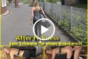 LissLonglegs: After Fickness - Sein Schwanz für einen Knackarsch