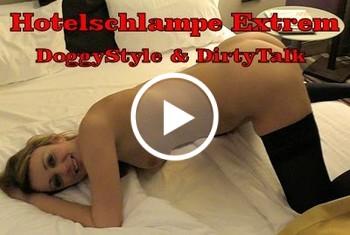 LissLonglegs: Hotelschlampe Extrem I DoggyStyle und DirtyTalk