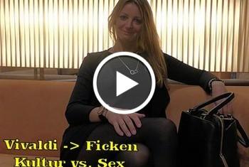 LissLonglegs: Kultur vs. SEX - AO von Vivaldi zum Fick