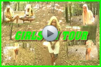 Madina-Fynja: Girls on Tour