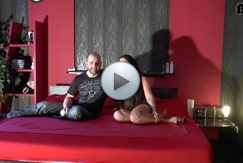 QueenParis: User Fickdate mit Marcel aus Bonn ! Zu Eng für Ihn !!!