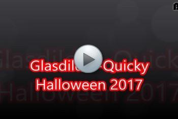 Sandybigboobs: 54. Glasdildo - Quicky Halloween 2017