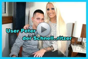 Tight-Tini: User Peter (26) der Schnellspritzer