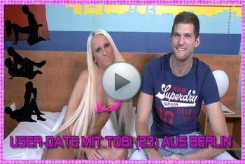 Tight-Tini: Versautes User-Date mit Tobi (23) aus Berlin