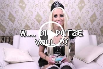 Tight-Tini: Wixx die Putze voll !!!