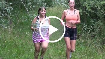naturalchris: Gruppensex statt Jogging