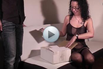 naturalchris: Paketboten zum Sex verführt