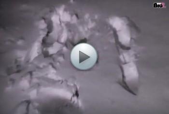 naturalchris: In den Schnee gepisst