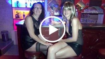 naturalchris: Mit der Teeny-Freundin im Swingerclub