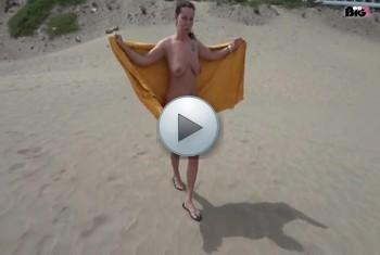 naturalchris: Am Strand gepisst und geblasen