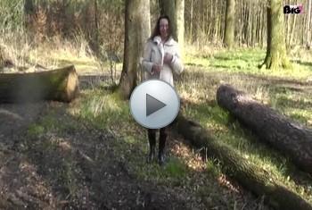 naturalchris: Ficktreffen im Wald