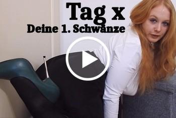 sexyvenushuegel: Tag X !Deine 1. Schwänze